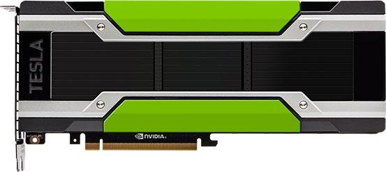 NVIDIA Tesla GPU Data Center Acceleration