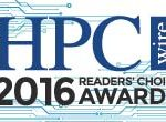 HPCwire Readers Choice Awards 2016