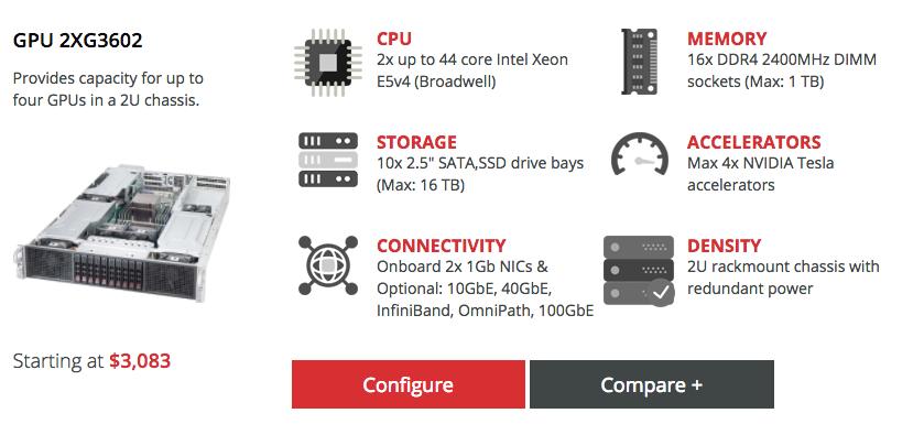 Online Configurator