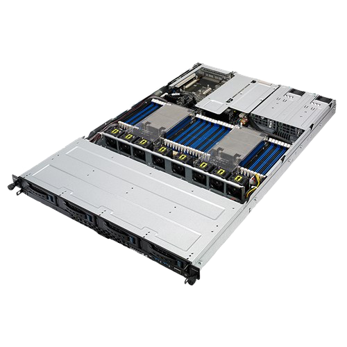 NEW! Our ACTserv e1110<br> AMD EPYC 1U System