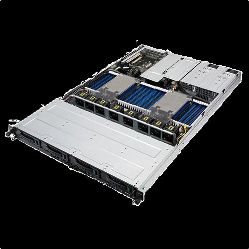 AMD Epyc 1U server