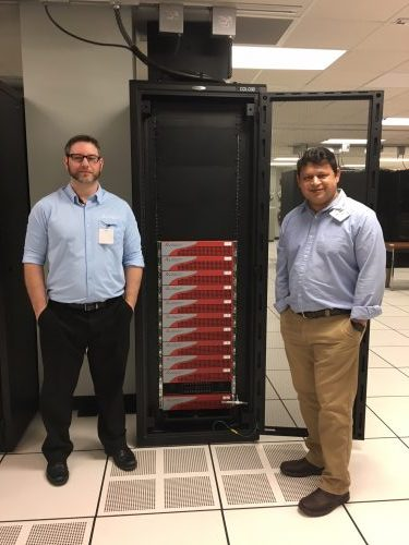Wright State University HPC cluster