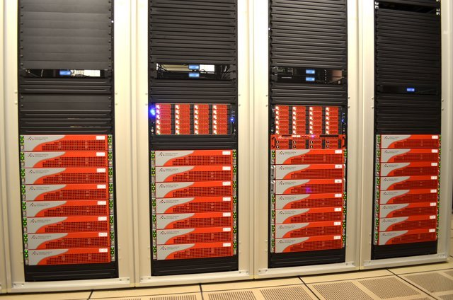 Portland State University Coeus Supercomputer