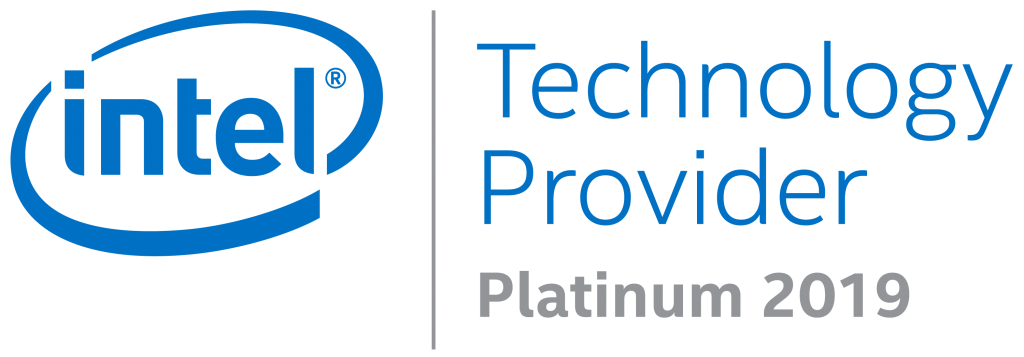 Intel Platinum Technology Provider 2019