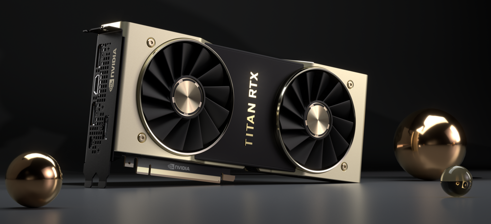 Introducing Titan RTX